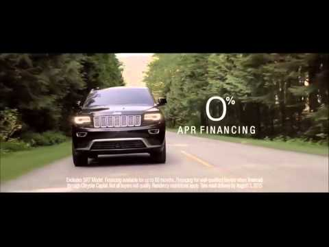 JEEP GRAND CHEROKEE - 2015 True Luxury Commercial - Los Angeles, Cerritos, Downey CA
