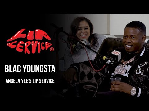 Angela Yee's Lip Service Ft. Blac Youngsta & Tip Drill