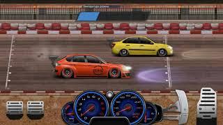 Drag Racing: Уличные гонки   ТУРНИР и ТЕСТ ДРАЙВ   SWAP SUBARU 2008г. 1838 ЛС/Т