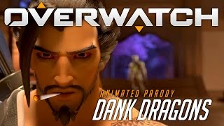 Overwatch Animated Short | Dank Dragons