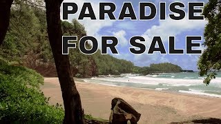 Hawaii Real Estate | Hana Ranch For Sale Ocean and Beach Front Land