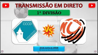 CN 2020/21 | 8ª Jornada | CCCD x NCB