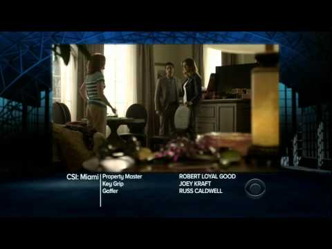 CSI: Miami 10.11 (Preview)