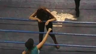 MATCH PREVIEW: Becky Bayless Vs. Rayna Von Tosh (WSU Testament Of Strength)