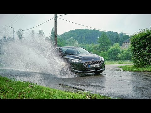 Pothole Detection Tech Irons Out the Bumps for All-New Ford Focus