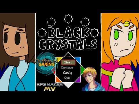 Black Crystals by Yoraee First Impressions - RPG Maker MV