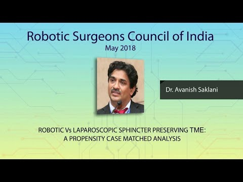 Robotic vs. Laparoscopic Sphincter Preserving TME: a Propensity Matched Analysis