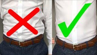 6个中国男人一直在犯的Fashion错误