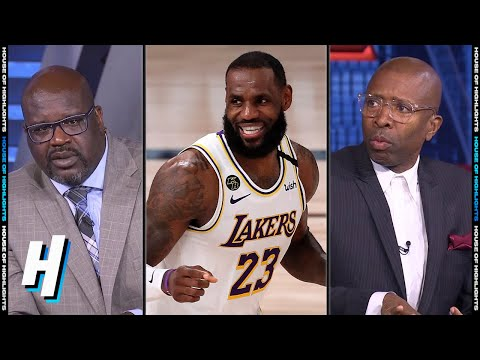 Inside the NBA Reacts to Lakers vs Rockets – Game 3 | September 8, 2020 NBA Playoffs