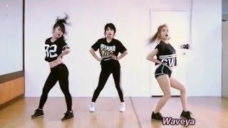 ::несложный, но крутой танец::