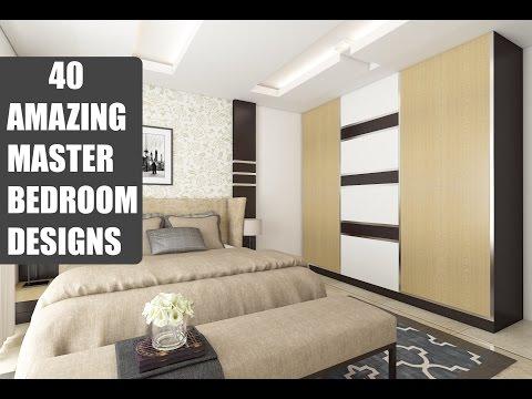 40 Amazing Master Bedroom Designs   Interiors   Bonito Designs