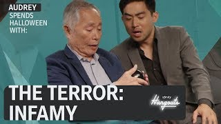 Xfinity Hangouts Episode 5: Audrey & the Cast of The Terror: Infamy