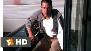 Speed 1/5 Movie CLIP - Boarding the Bus 1994 HD