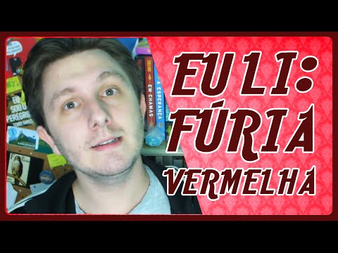 Fúria Vermelha [Pierce Brown] | MEROS DEVANEIOS