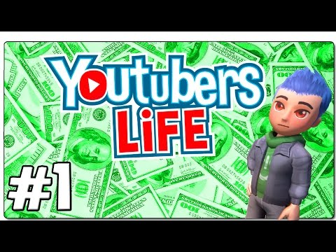 Gameplay de Youtubers Life