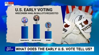 Latest 'actual vote numbers' in US show margins contrary to media claims
