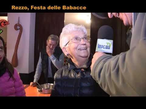 SPECIALE FESTA DELLE BABACCE A REZZO