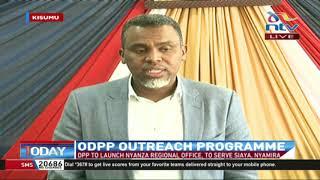 DPP Haji visits Obunga, Manyatta in Kisumu for community dialogue