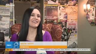 """Мила Нитич исполнила песню для нового сериала """"Искушение"""" - Интер"""