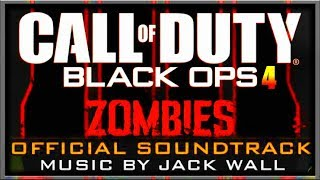 Official Black Ops 4 Zombies Music/Theme Song (Black Ops 4 Zombies Voyage of Despair Easter Egg Song