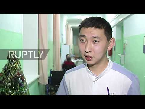 Chirurgia vascolare in una San Pietroburgo vm