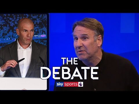 Can Zinedine Zidane bring success back to Real Madrid? | The Debate | Dion Dublin & Paul Merson