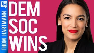 Progressive Politics Are Win For Democrats!