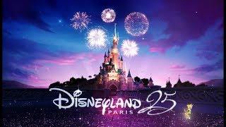 Лучший обзор всех аттракционов Disneyland Paris France фото