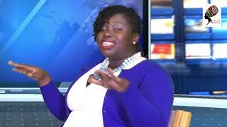 Leticia Nortey at this Time Africa