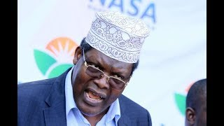 Miguna asked to get Kenyan visa at JKIA - VIDEO