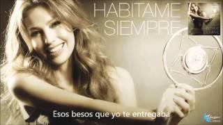 Thalia - Te Perdiste Mi Amor Letra/Lyrics