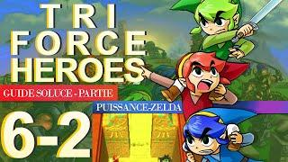 Soluce Tri Force Heroes : Niveau 6-2