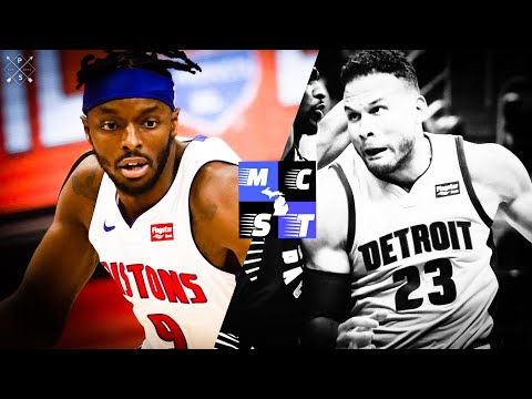 Jerami Grant Detroit Pistons GOAT FA?
