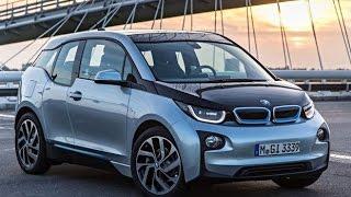 Електричний BMW i3 - Маленький Баварский Тролейбус :)   Швидкий Тест-Драйв (українською)