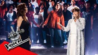 Natalia & Jazz-Lynn - 'Pray' | Liveshows | The Voice Van Vlaanderen | VTM