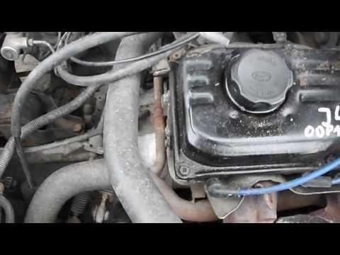 Фото к видео: Silnik HYUNDA PONY G4DJ 1.5 12V 21 000km