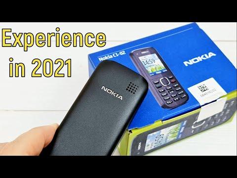 Nokia C1-02: десять лет спустя – экспириенс!