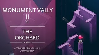 Monument Valley 2 : THE ORCHARD Chapter 12 - Level 12 Walkthrough Video