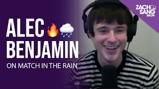 Alec Benjamin on the Story Behind Match In The Rain