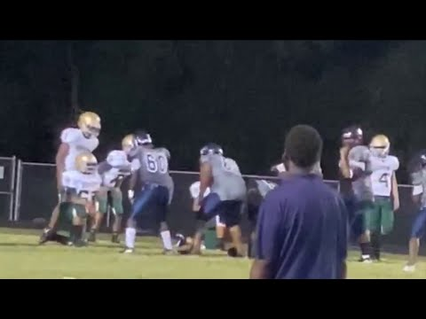 Undefeated middle school football team disqualified for overage player