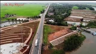 Cảnh đẹp Quê Hương - Cầu Hiền Lương - Di Tích Lịch Sử Quốc Gia Tại Quảng Trị .