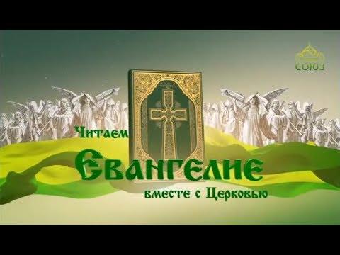 Читаем Евангелие вместе с Церковью. 21.11.2018 видео