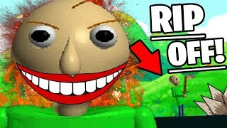 WHAT HAPPENED TO BALDI?! | Baldis Basics in Education and Learning BOOTLEG GAMES!