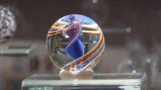 Magic of Making - Glass Marbles