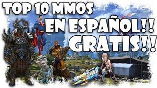 Lista Top Mejores MMOrpg Gratis en ESPAÑOL   Juegos MMO Free To Play   top mmorpg