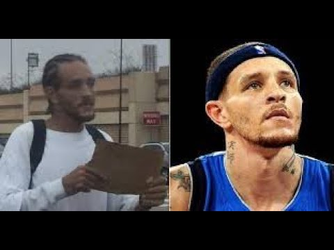 Delonte West spotted homeless in Dallas #delontewest #DocRivers #Dalls