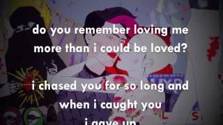 Amanda Palmer & The Grand Theft Orchestra - Massachusetts Avenue (Lyric Video)