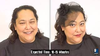 Makeup Tutorial: 1940s Style