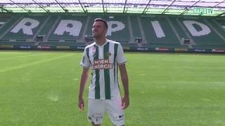 Interview mit Rapid-Neuzugang Mateo Barac