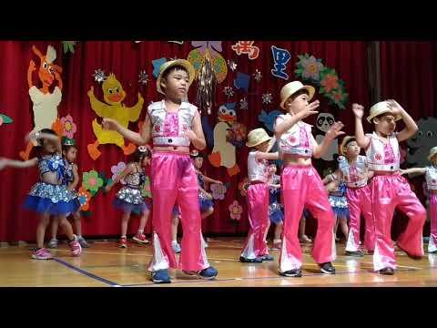 2018高雄市大來幼兒園畢業典禮-勁歌熱舞